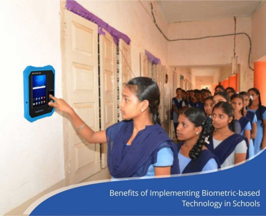 Why Biometric Attendance System Has Become Important In Educational Institutes?